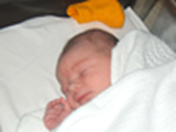 Baby Sam -  Beautiful little boy born on Sunday morning 29th Jan. His name is Sam and he is wonderful.<br>Kylie Adams