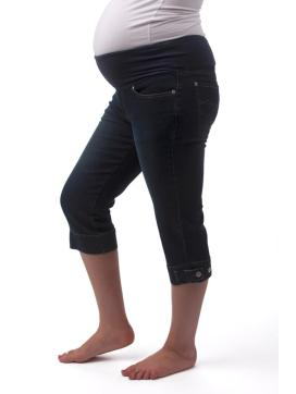 Ninth Moon Denim Capri Pants